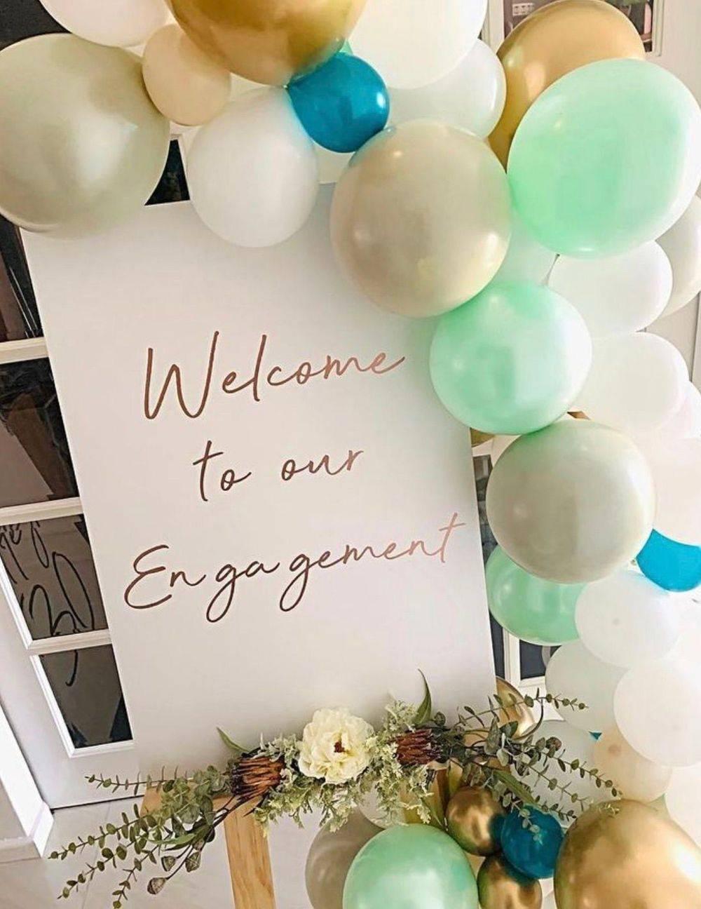 Engagement Signage Perth