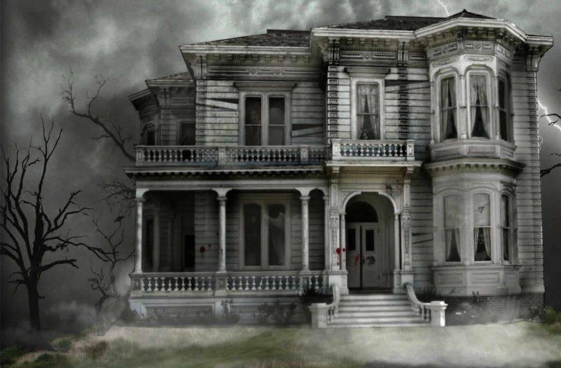 haunted houses Santa Cruz, Santa Cruz ghosts