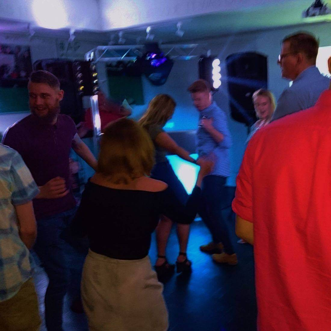 mobile disco hire in Northamptonshire