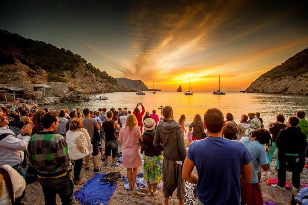 Hidden Ibiza Benirras Beach