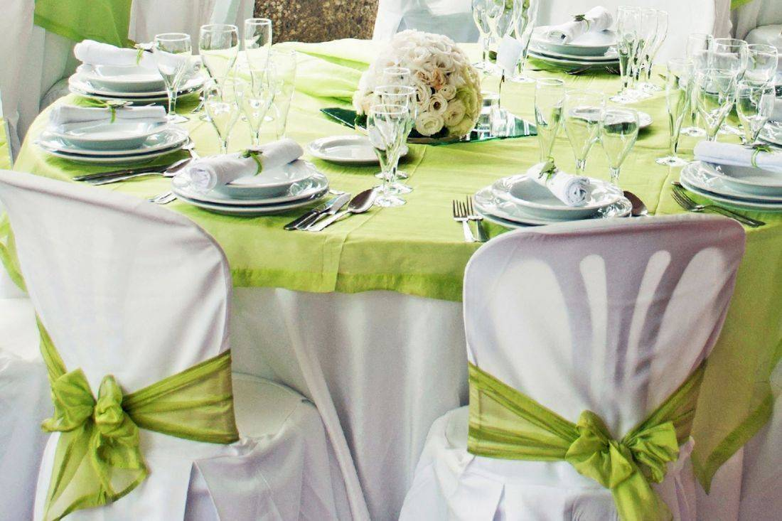 Best Party Rentals For Wedding Receptions