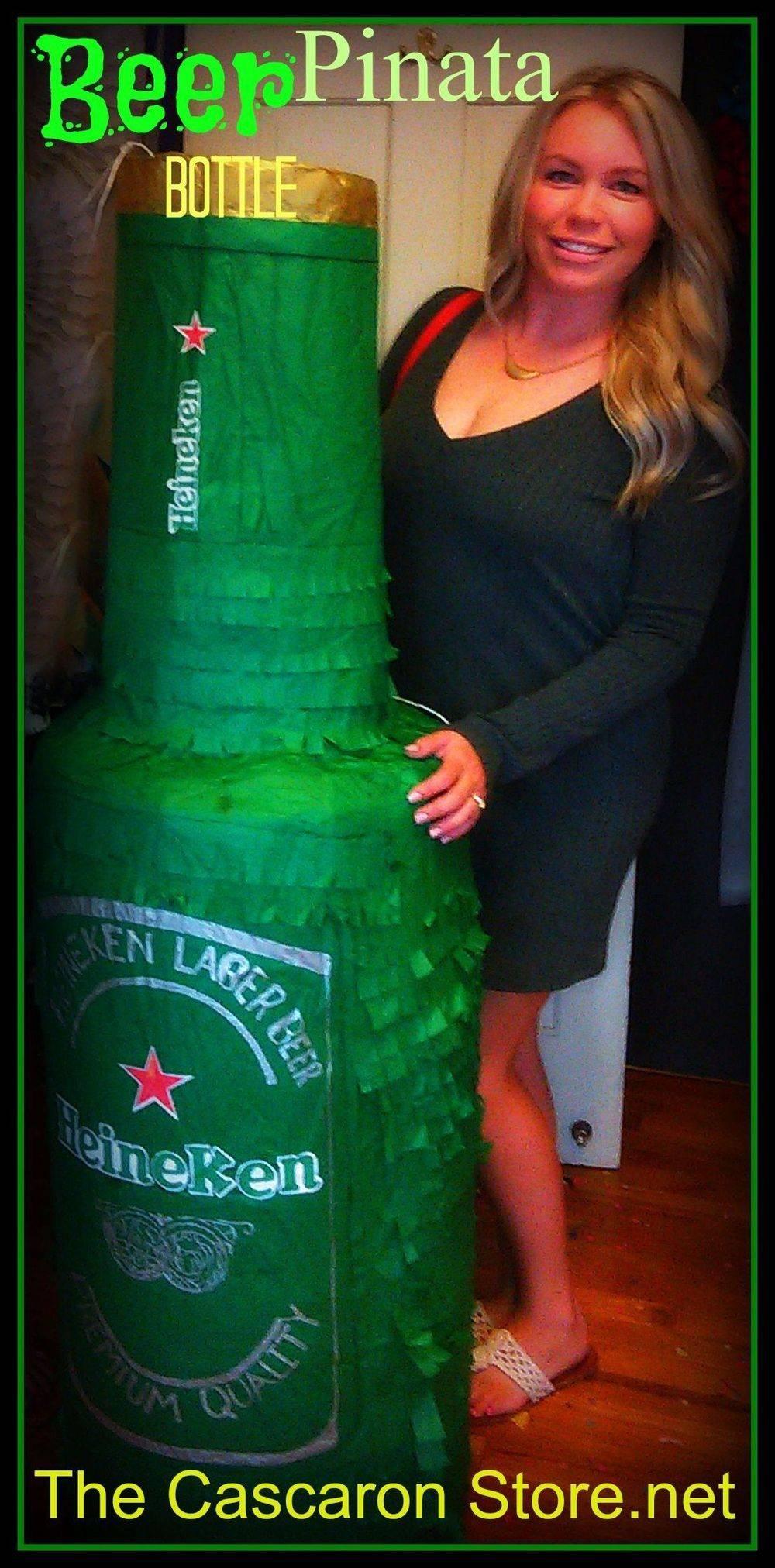 Super Large Beer Pinata