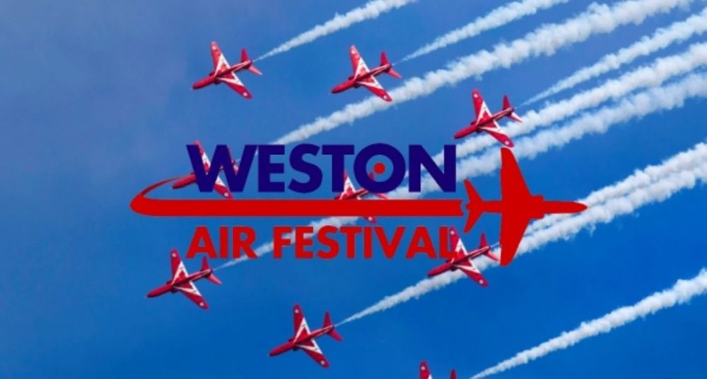Community Days Out Weston Air Festival