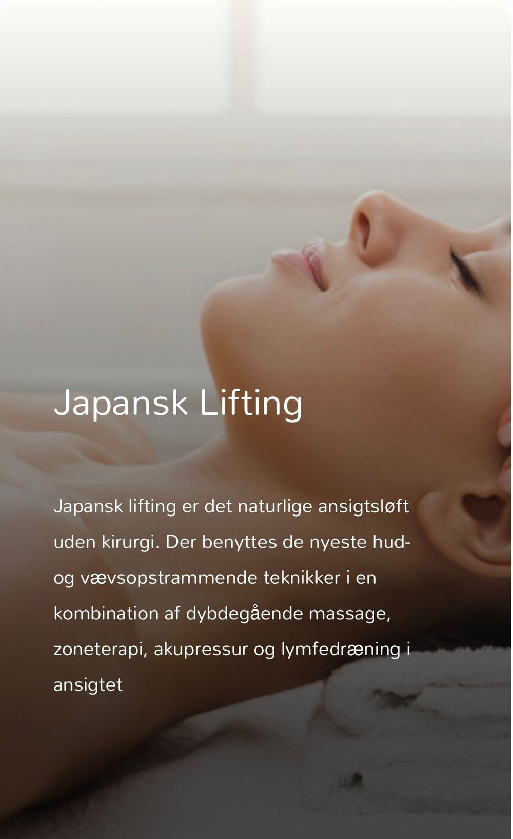 Japansk lifting