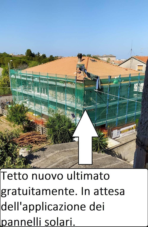 Rifacimento tetto superbonus