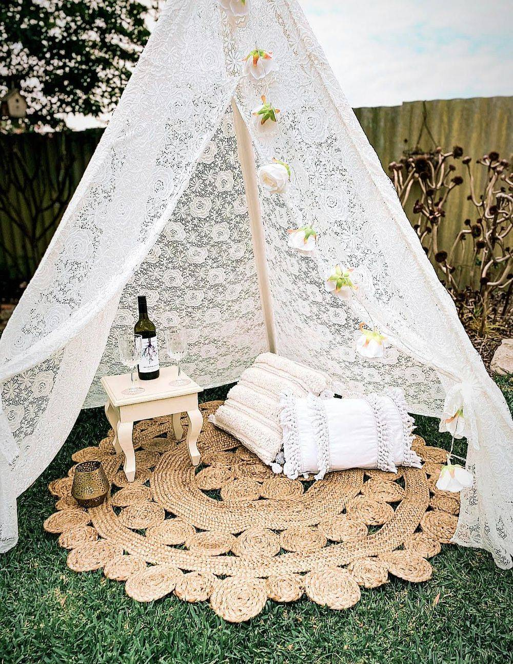 Large Teepee Tent for Hire
