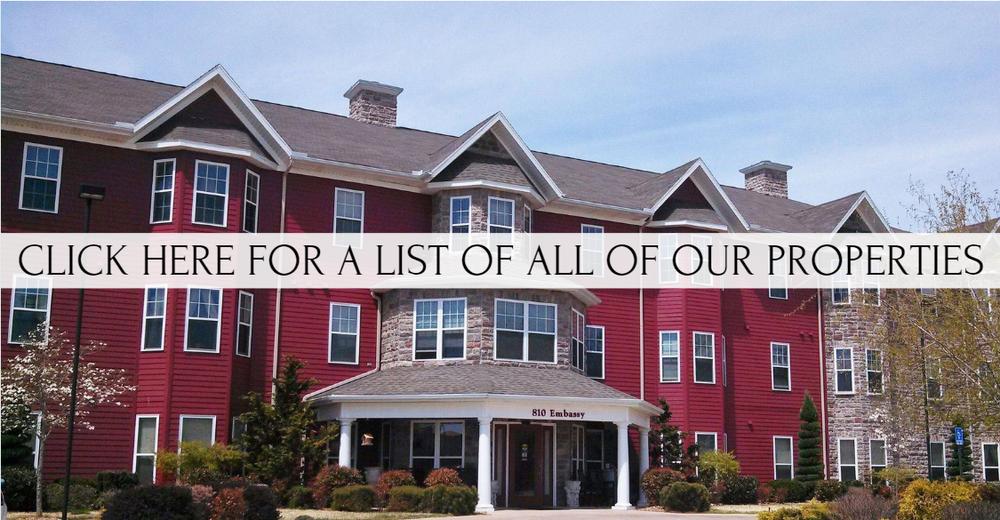 Full list of properties