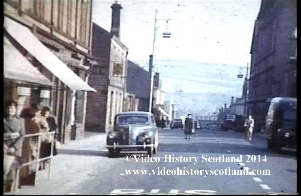 DVD Bank Street Alexandria 1955 Memories of The Vale Part 2 History of Vale of Leven