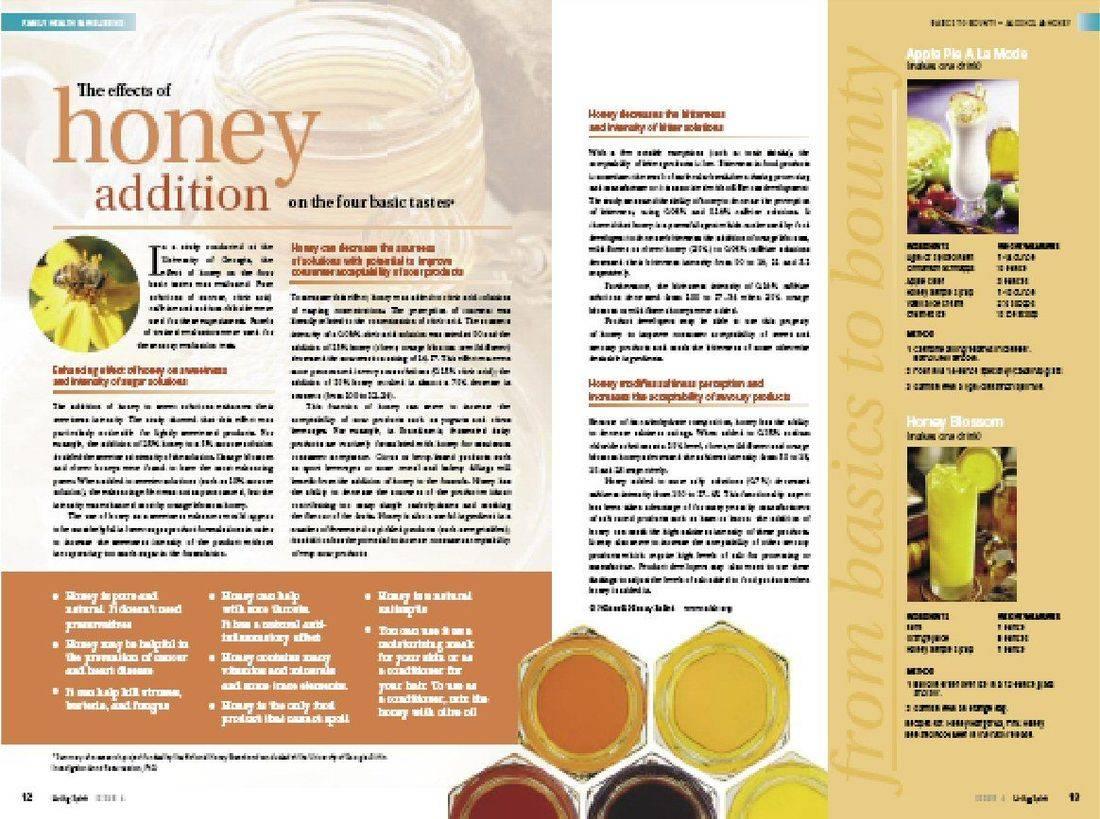 Living Spirit Magazine - Healing Honey Issue 1 2019