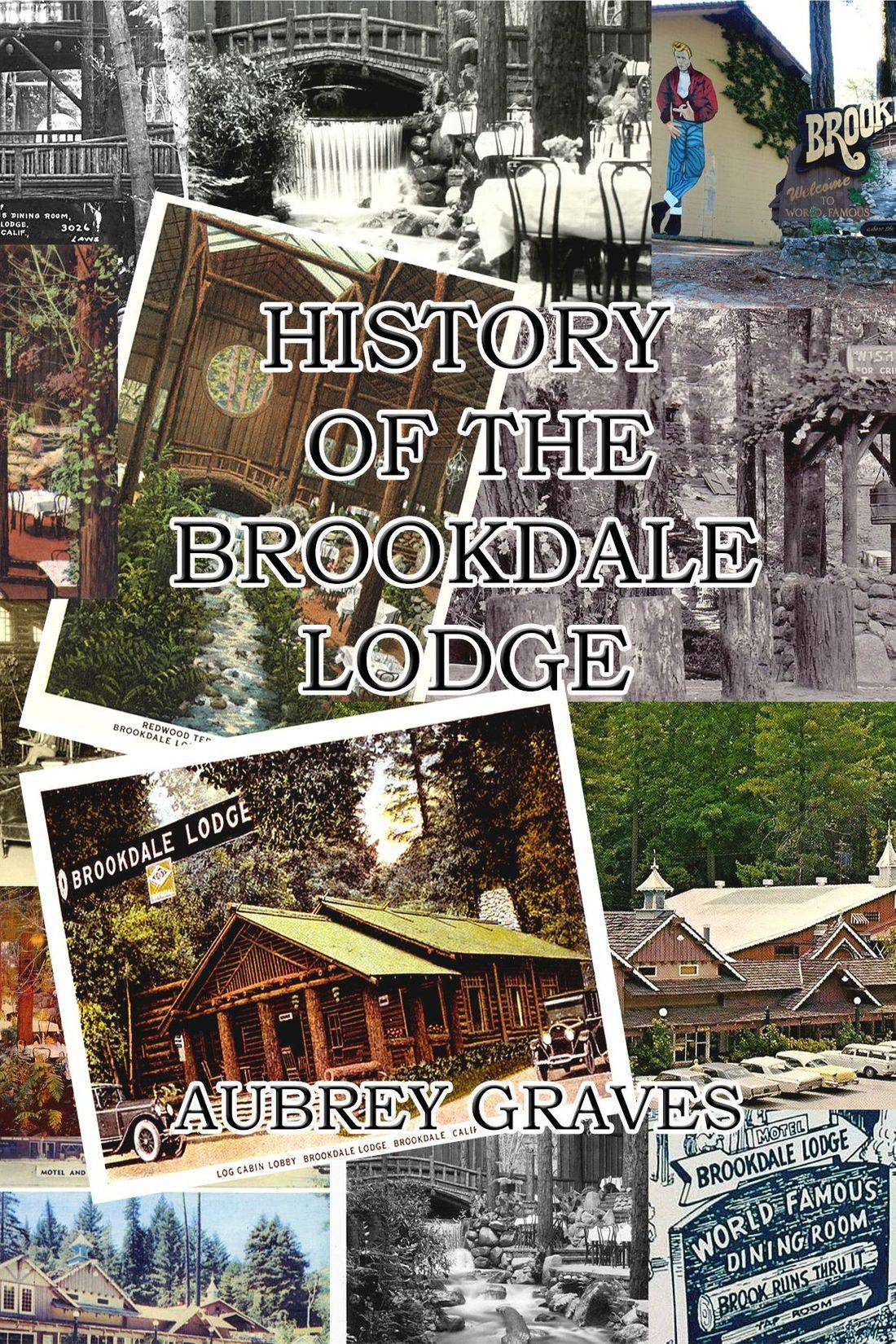 History of the Brookdale Lodge, haunted hotel, history