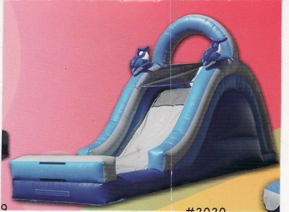 small slide for smaller kids