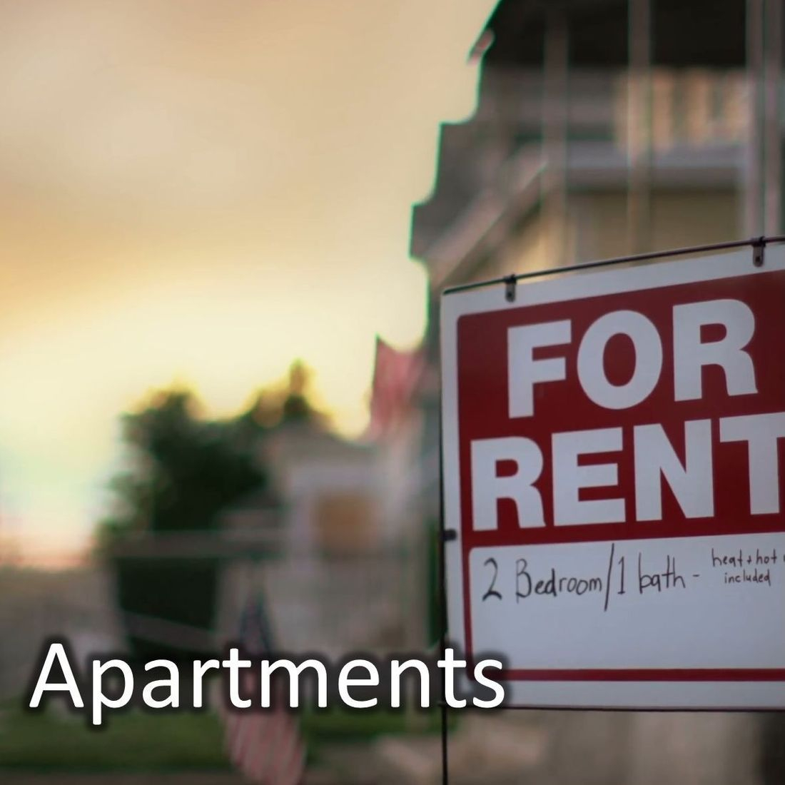Apartments and Housing for Rent
