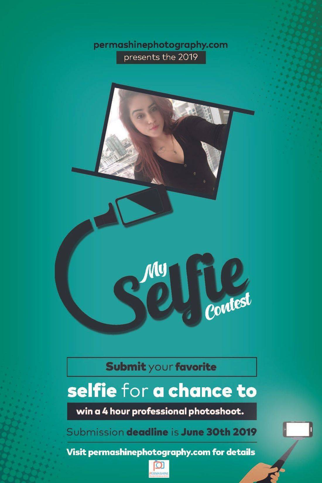 Selfie Contest Click to register