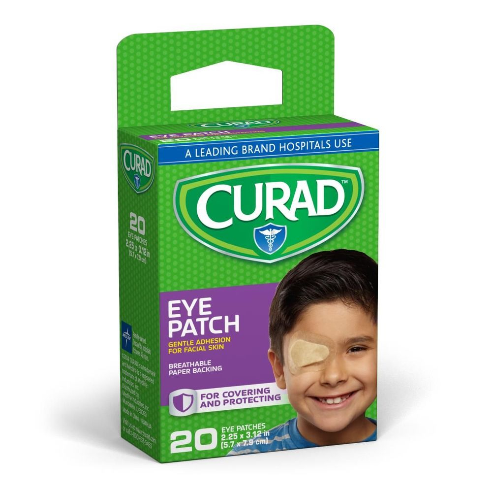CURAD Nonsterile Eye Patch