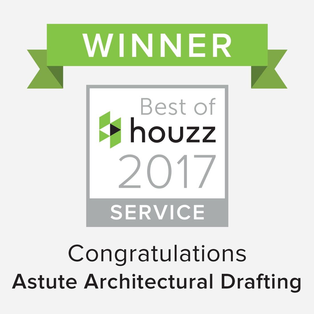 Best of Houzz 2017, feature, Astute Architectural Drafting