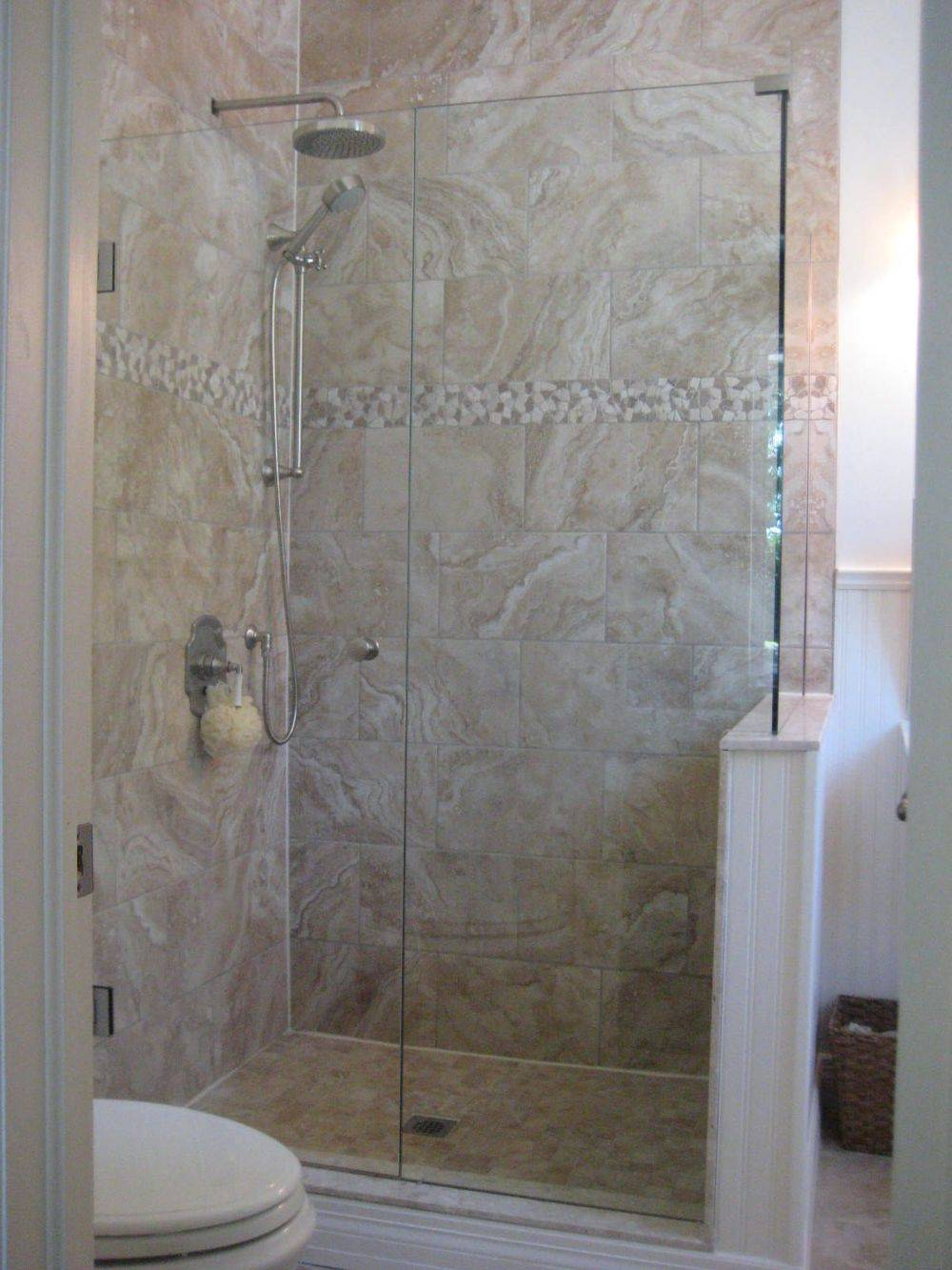 We Specialize in Custom Frameless Glass Shower Doors, Toronto, Stouffville