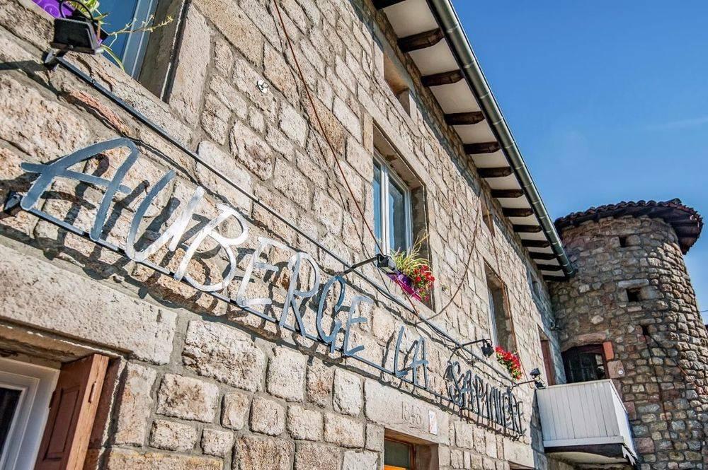Auberge La Sapinière Saint Didier en Velay
