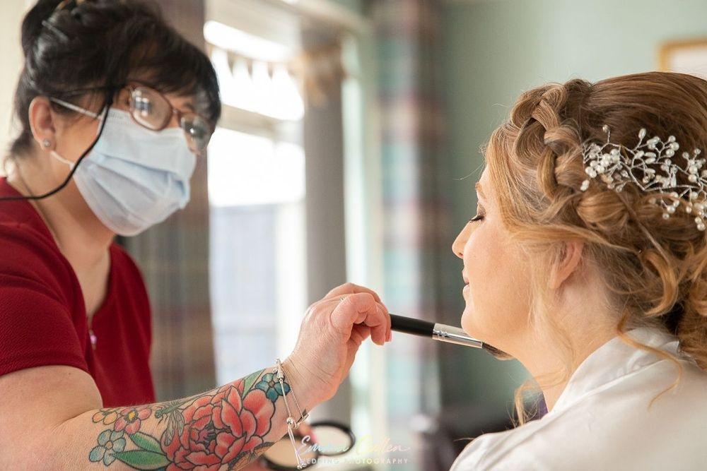 Bridal Makeup Norfolk