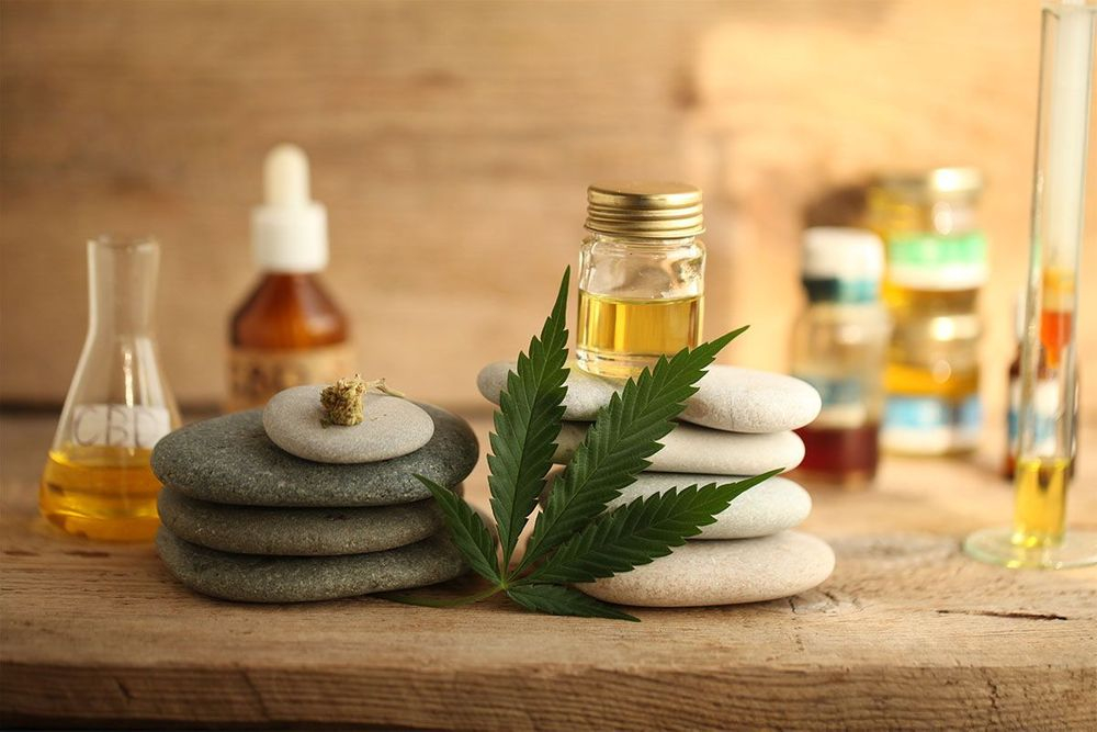 CBD Therapy in Newquay Cornwall