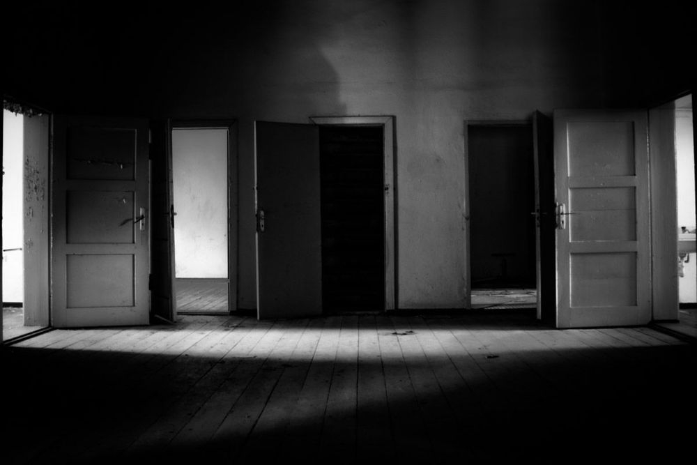 Stieven Rogiers Photography Choices  Fine Art Black and White picture