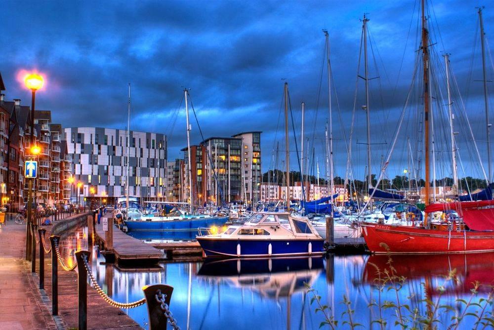 Ipswich Town Waterfront