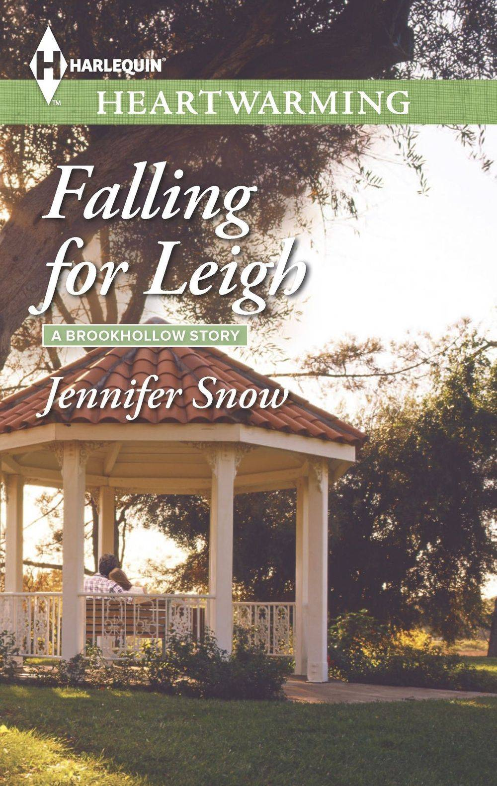 Falling for Leigh-book 3