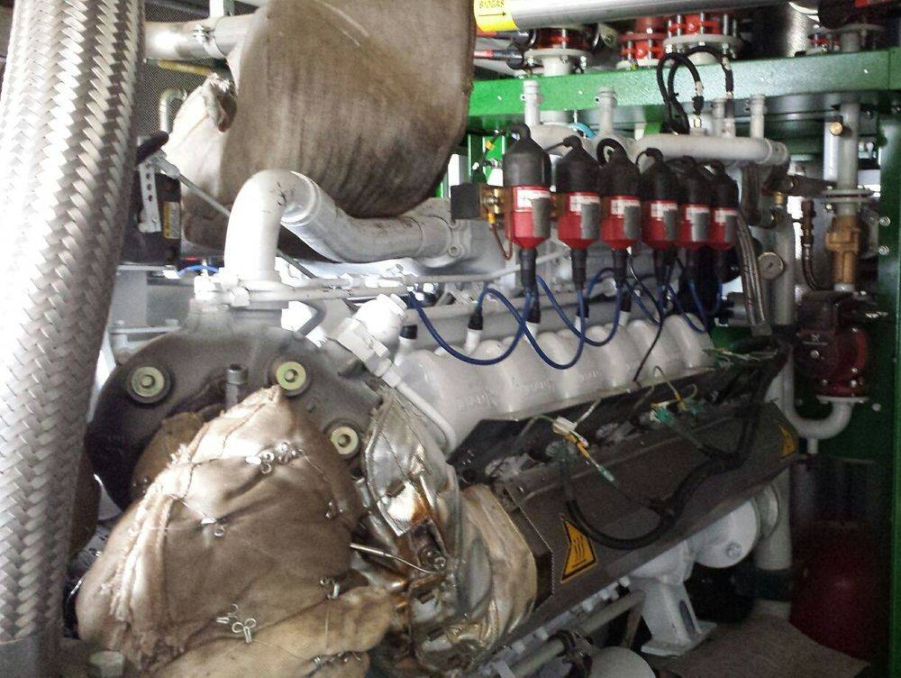 Natural Gas Engine Service