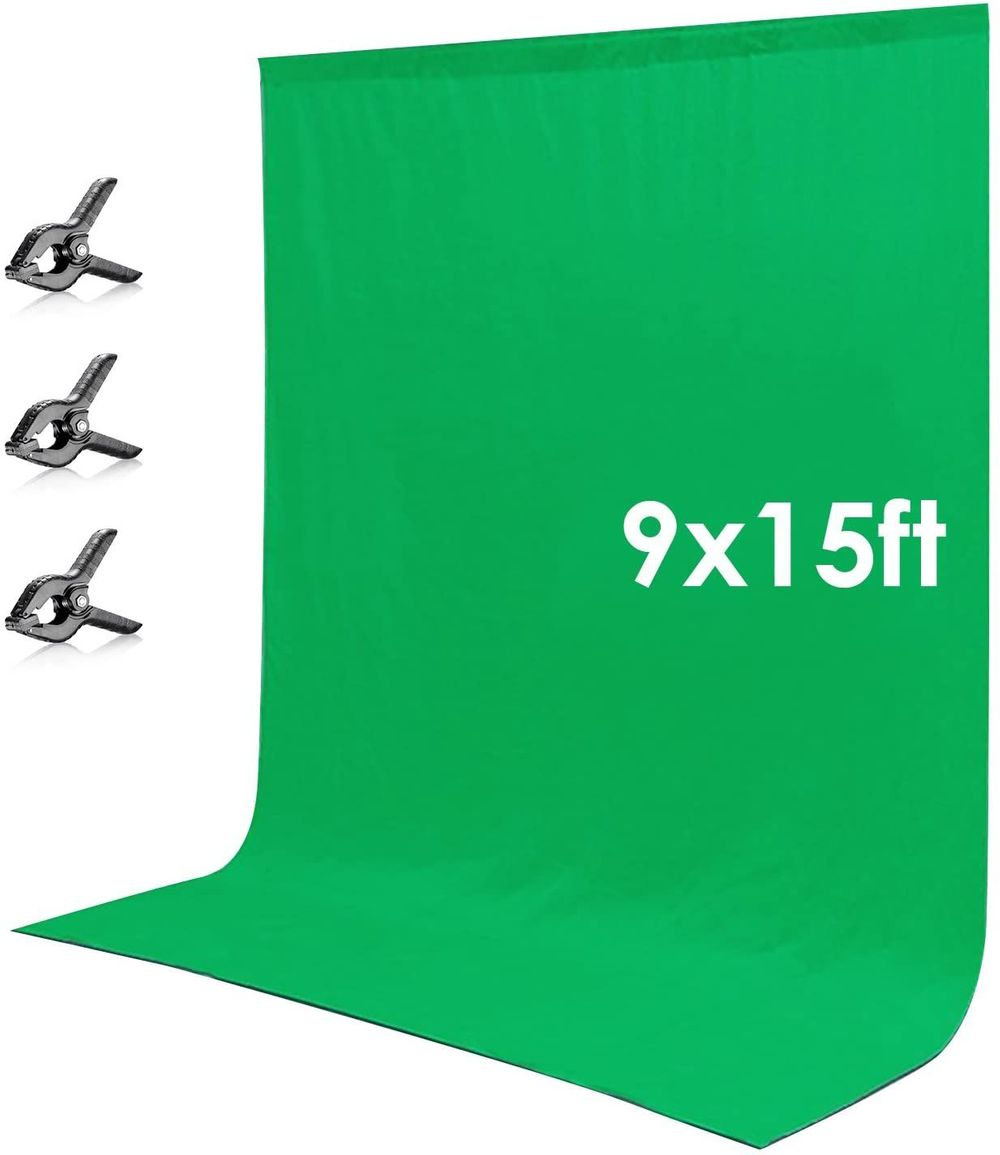 Various Backdrops and Greenscreens For Photos and Videos