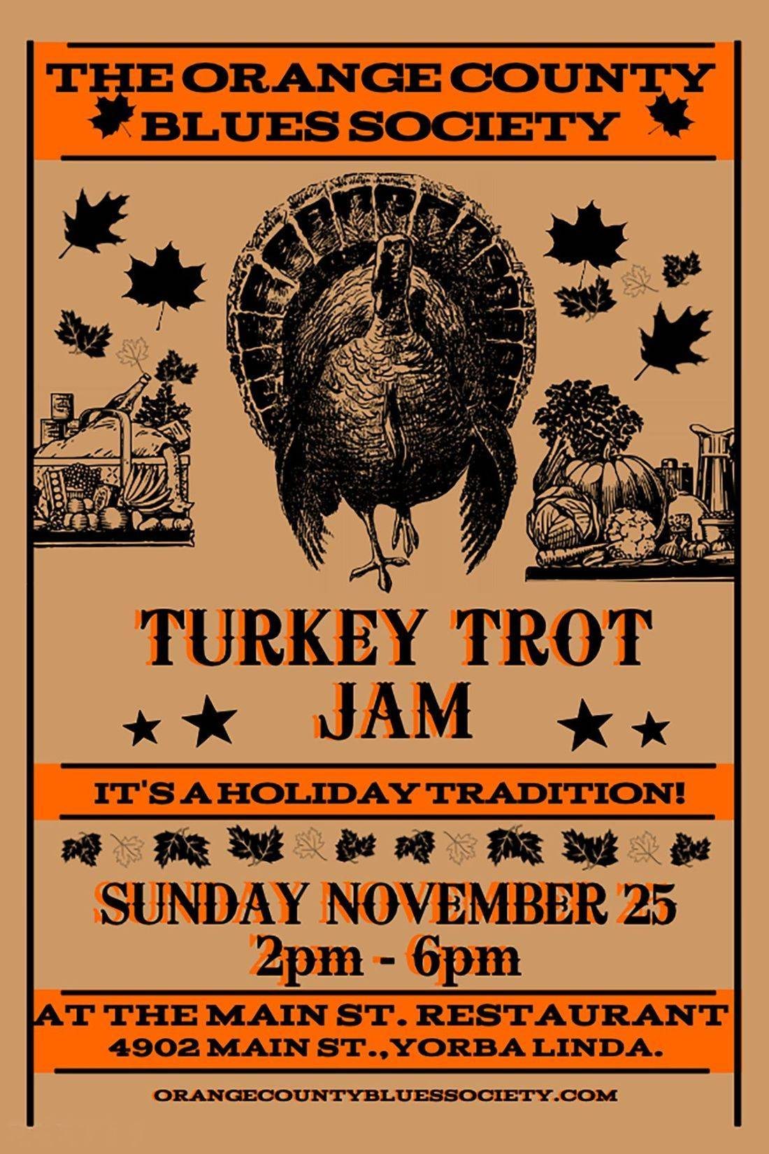 Turkey Trot Jam