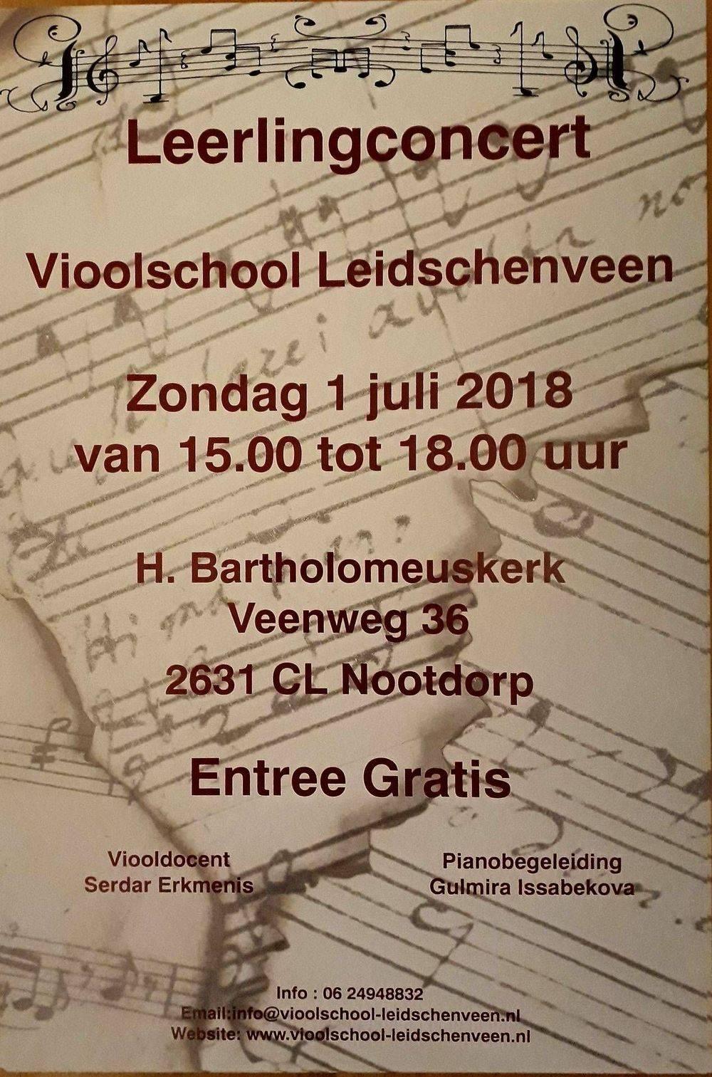 Vioolles Ypenburg