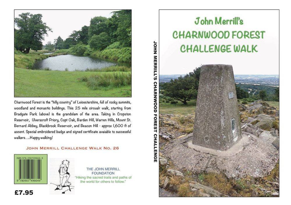 Charnwood Forest Challenge Cover