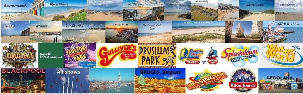 Community Days Out Destinations