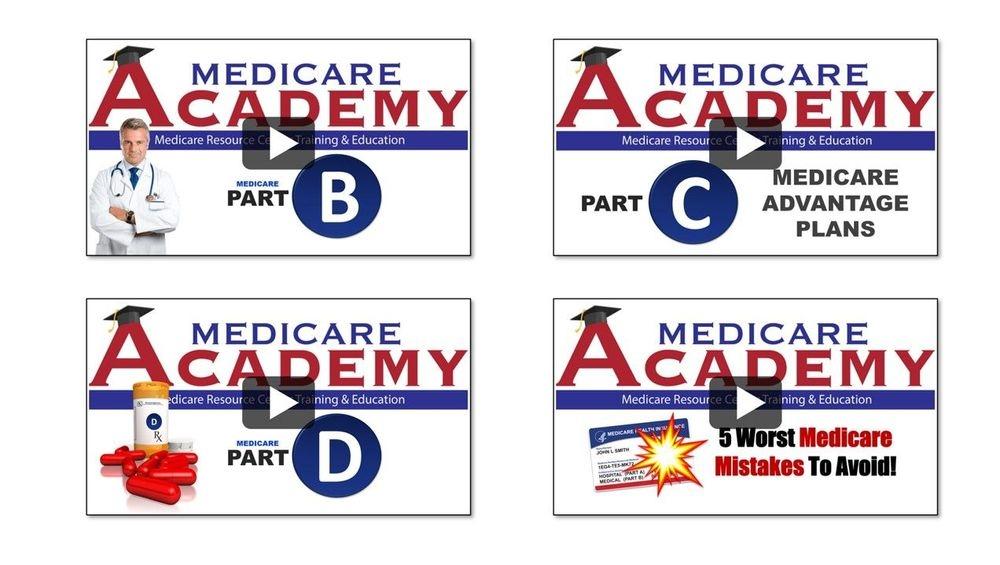Medicare Educational videos on demand