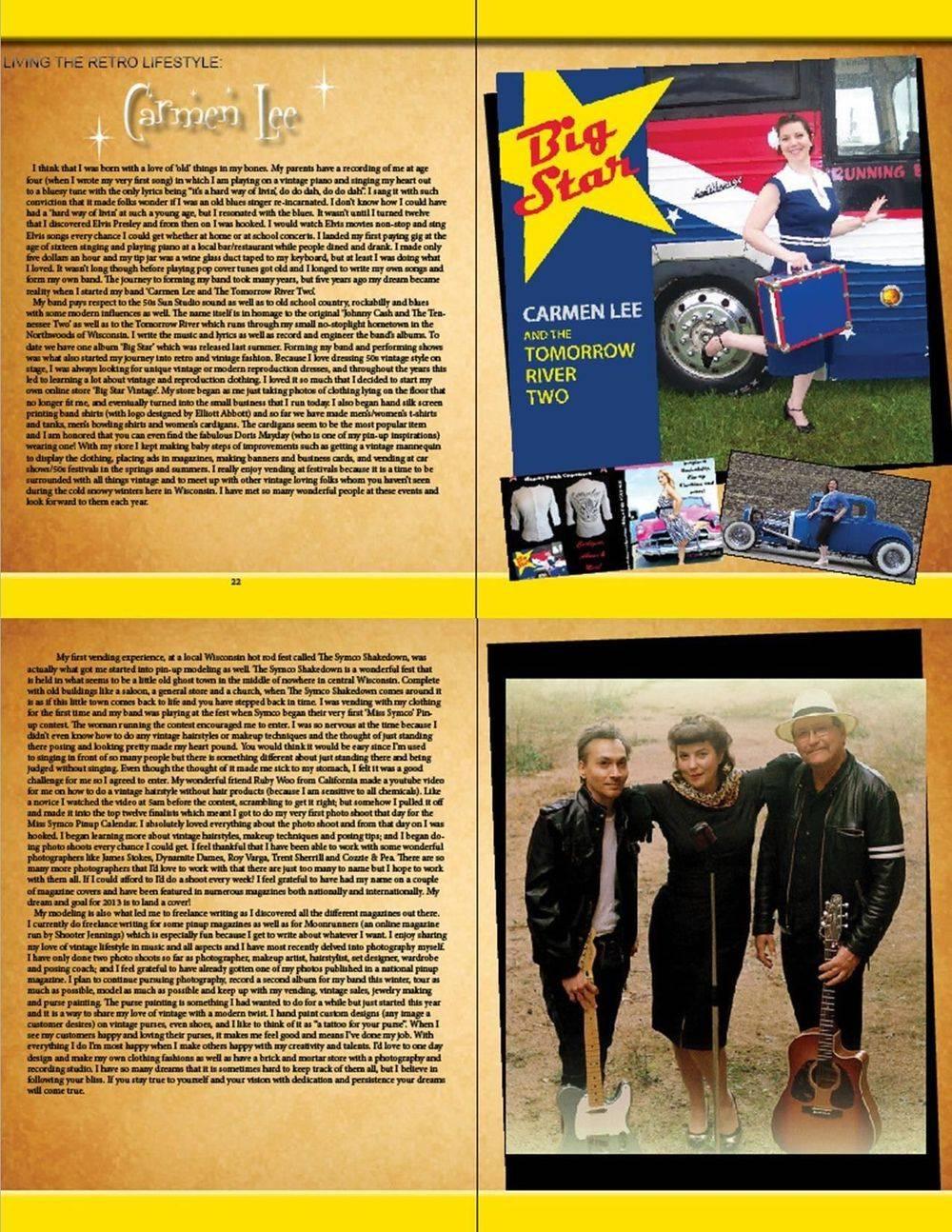 Dames, Planes & Automobiles Magazine Spring 2013