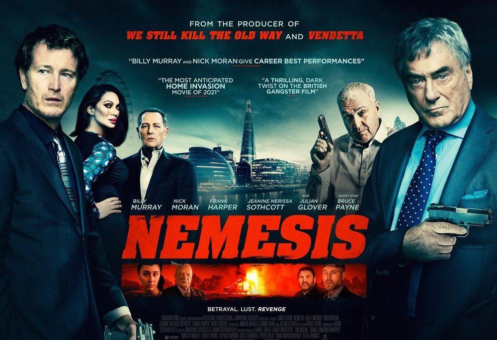 Nemesis movie starring Nick Moran & Billy Murray