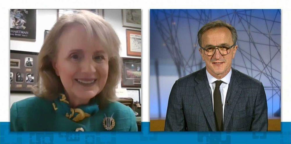 Rhoda Weiss interviews Tom Mihaljevic, CEO, Cleveland Clinic