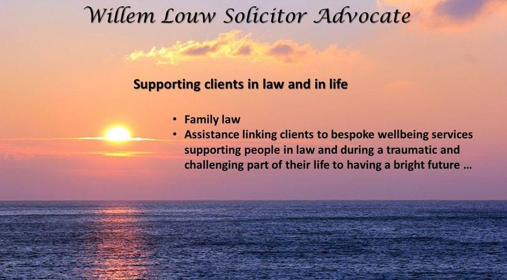 Willem Louw Solicitor-Advocate