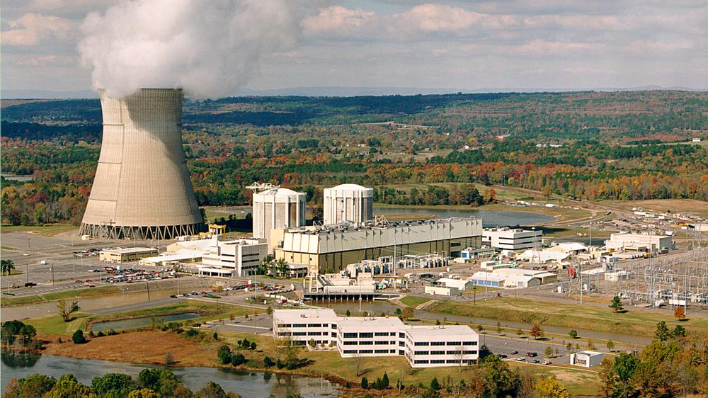 Arkansas Nuclear One ANO Nuclear Plant