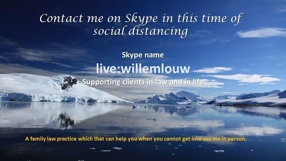 Online Skype Divorce