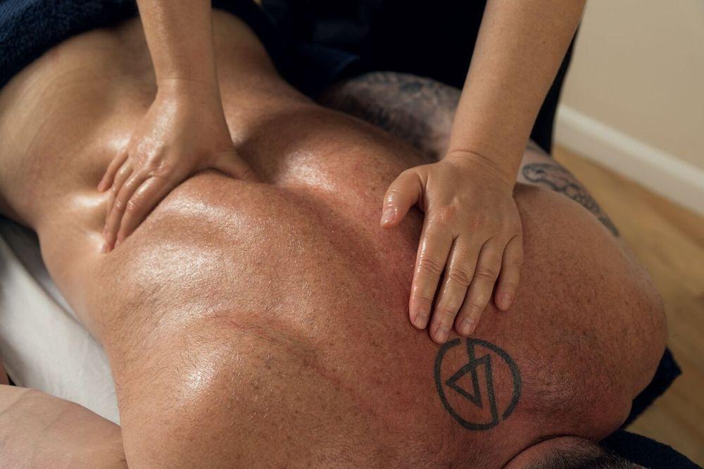 Massage and Wellness Clinic Newquay Cornwall