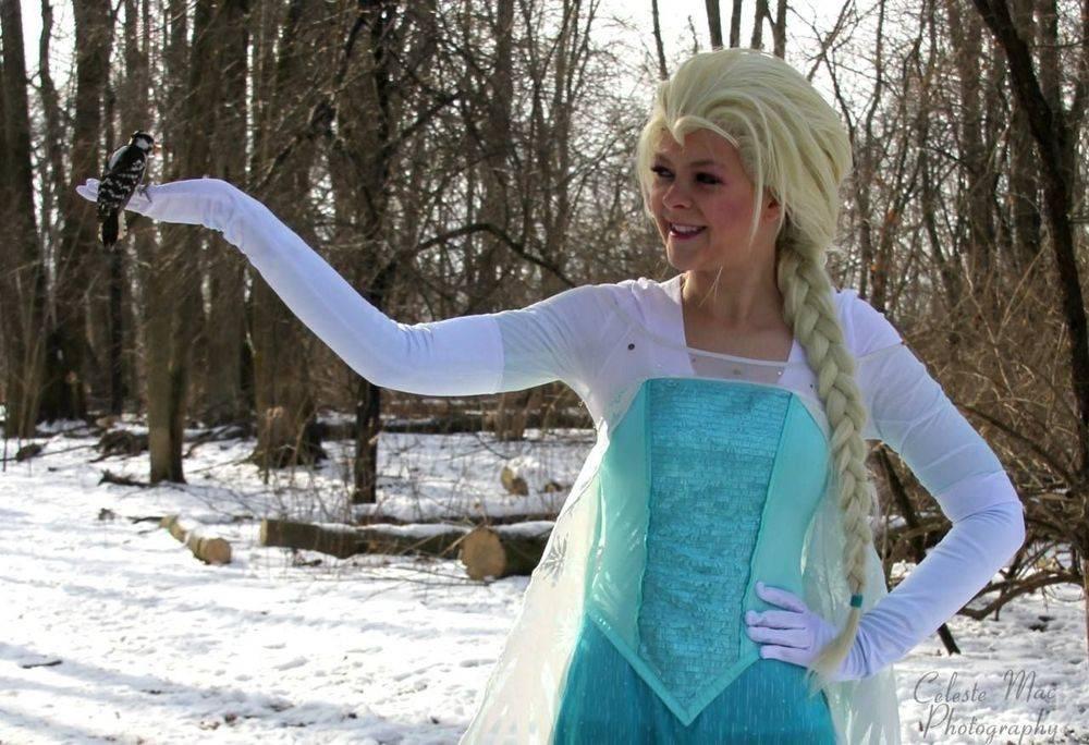 elsa, princess , party