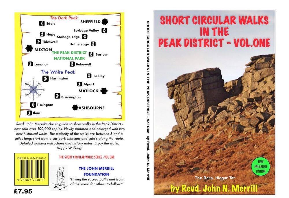 Short Circular Walks in the Peak District