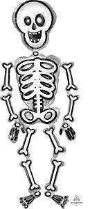 Airwalker Skeleton