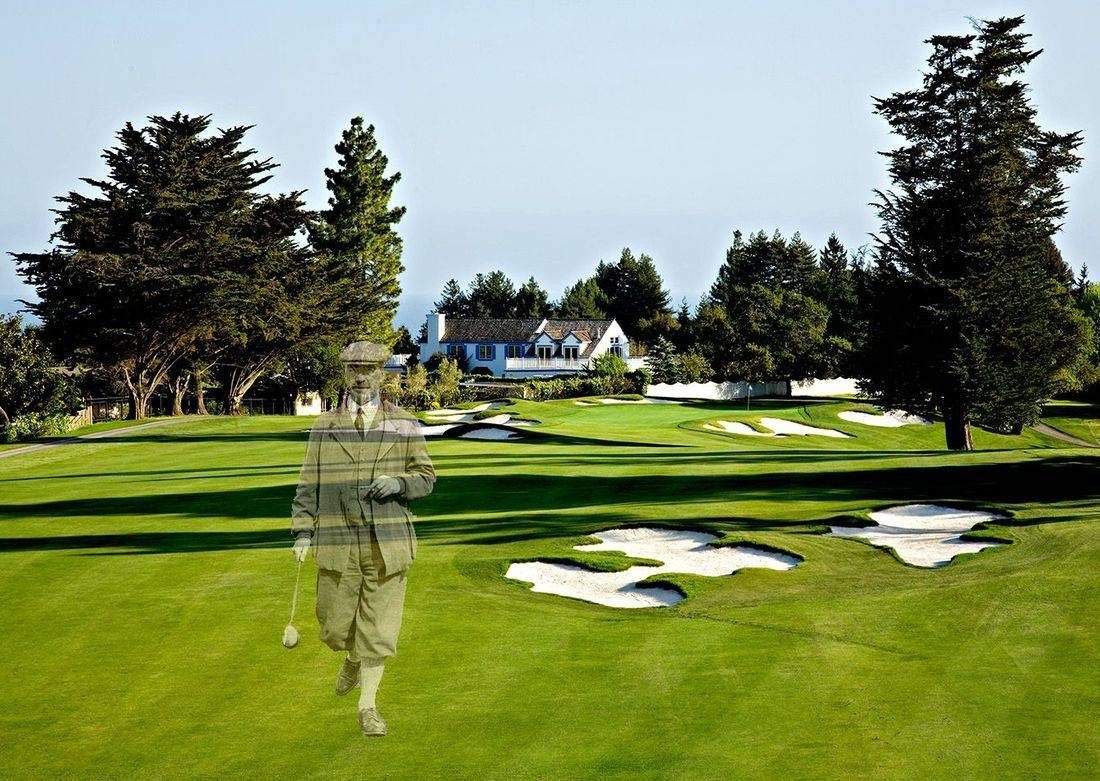 pasatiempo golf course haunted Santa Cruz