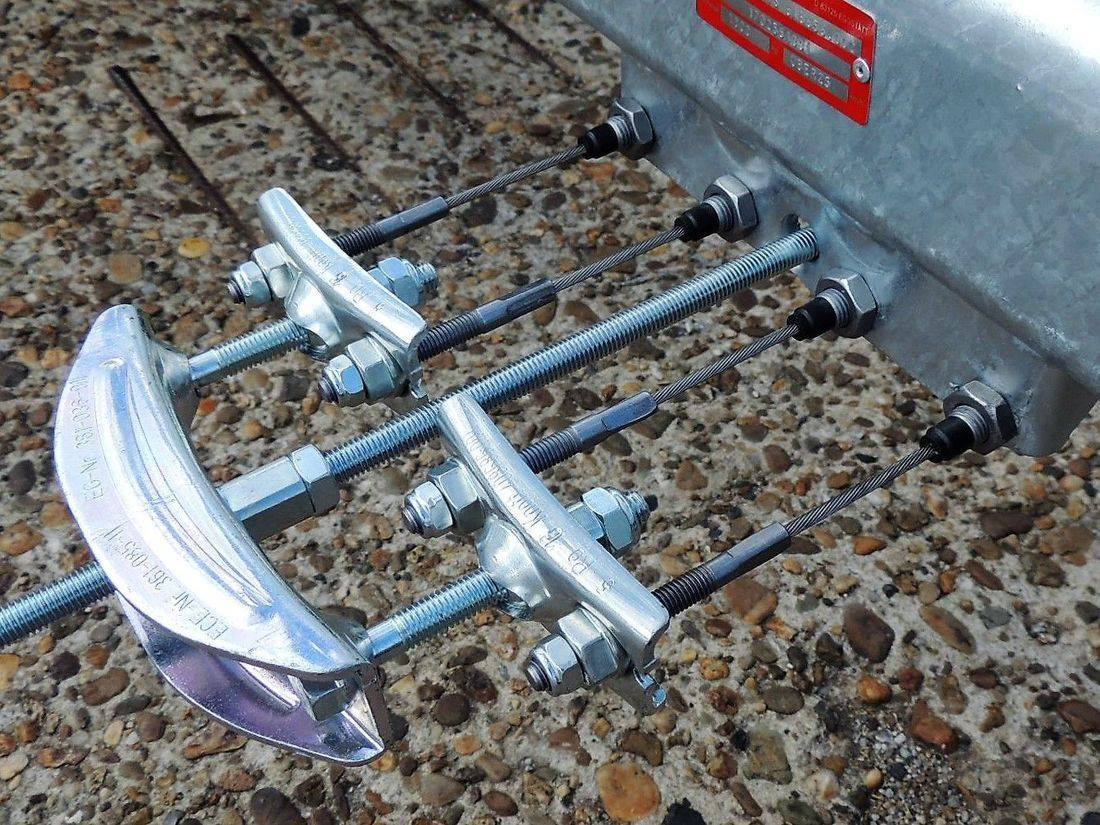 Braked Trailers