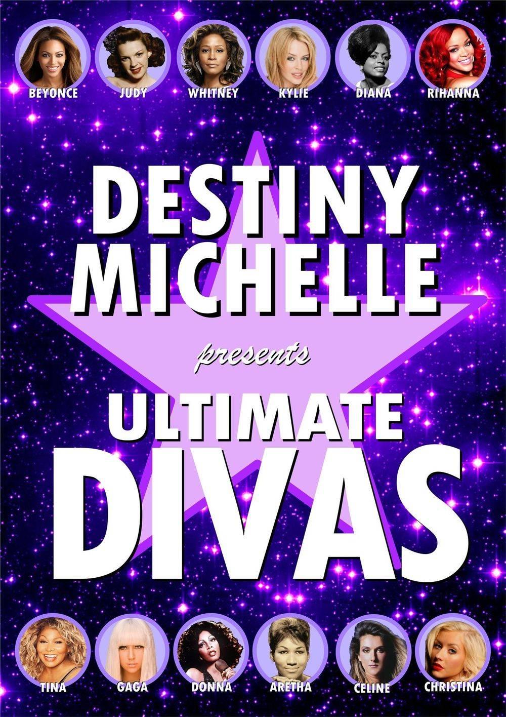 Destiny Michelle - ULTIMATE DIVAS Tribute