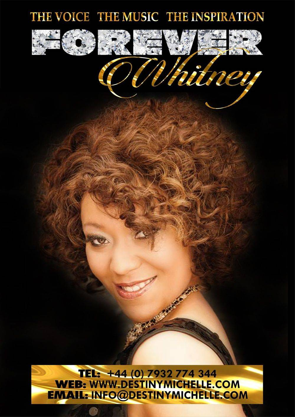 Michelle Presents - FOREVER WHITNEY (Whitney Houston Tribute)