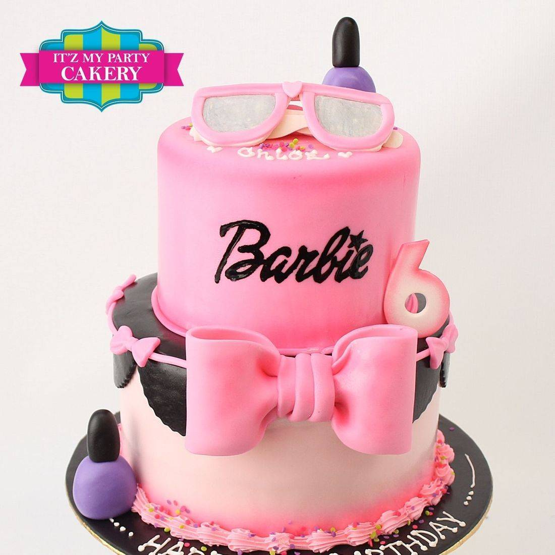 Custom Barbie Princess Cake  Milwaukee