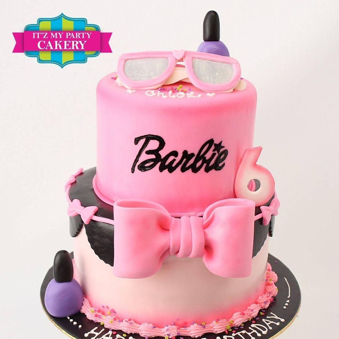 Custom Barbie Princess Cake  Milwaukee