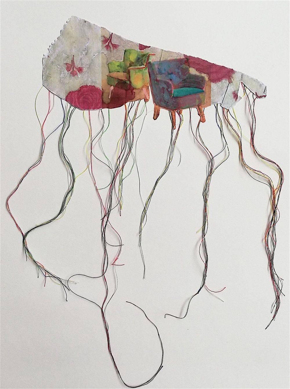 Aquarelle, Textile, Intérieurs, Natures mortes, Histoire de l'art